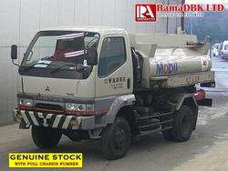 #41593 MITSUBISHI CANTER 2.5 TON TANK TRUCK - 1994 [TRUCKS- TANK TRUCK] Chassis:FG538-400173