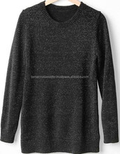 MATERNITY WEAR: KNITTED MATERNITY PULLOVER SWEATER