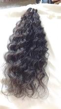 beautiful body wave 100% virgin indian human hair in Guangzhou