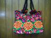 Cheap wholesale Thailand handmade festival hmong JUMBO fabric Tote Bag hmong hill tribe bags