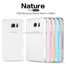 Nillkin Nature TPU case For Samsung Galaxy Note 5(N920)