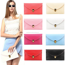 New Style PU Leather vintage national straw woven clutch bag bolsa feminina for women handbag wallet 2015