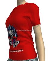 Newest Fashion Healthy Antimicrobial T Shirt