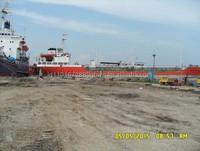 USED OIL TANKER SHIP - REGISTERED