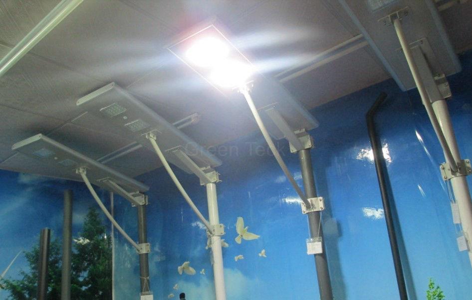 새로운 디자인 통합 태양 거리의 빛을 주도 램프 태양 정원 안뜰 ...