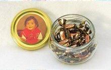 Glass Jar Food Storage