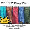 Thai pants Hippie pants Rayon Fern Pattern Yoga pants