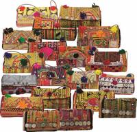 Vintage Banjara mirror Shoulder Bag Ethnic Boho Gypsy Hippie Tribal