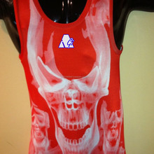 Sublimation wrestling singlets