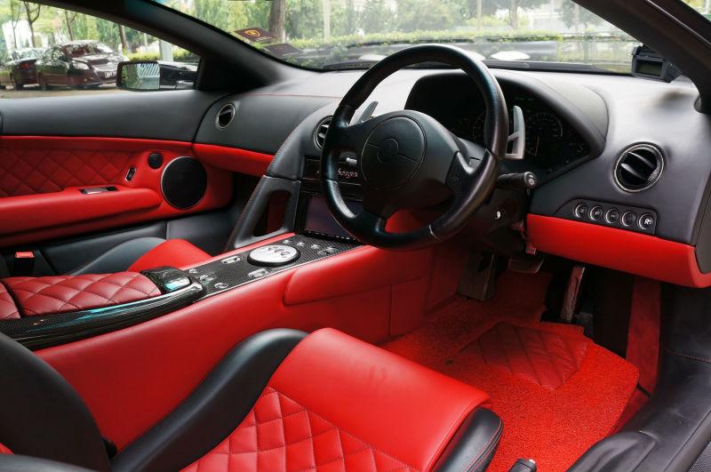 Lamborghini Murcielago Lp640 V12 E Gear Rhd Buy