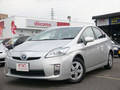 japonés y de buen aspecto toyota prius híbrido de automóviles usados