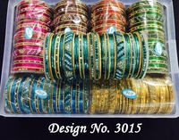 Fancy Colourful Indian Bangles