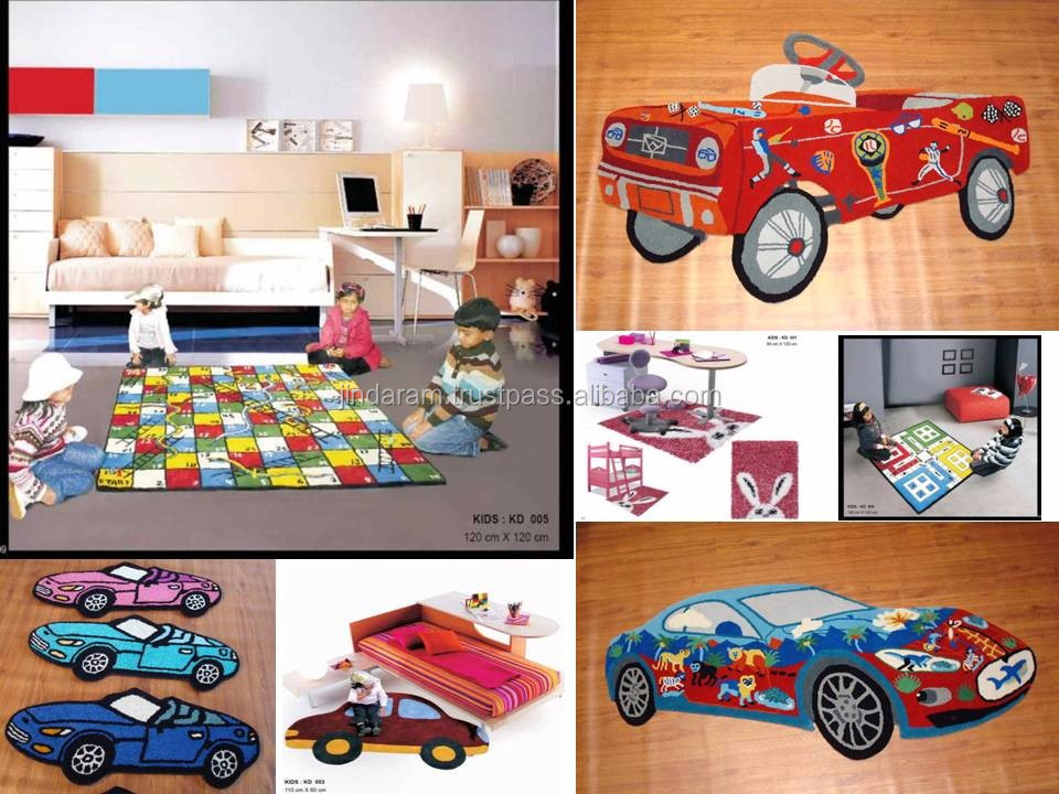 Latest polyacrylic handtufted carpets for kids.JPG