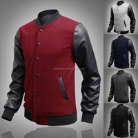 Varsity Jackets / Wholesale Blank Varsity Jackets / Get Your Own Designed Jackets form sensible sports