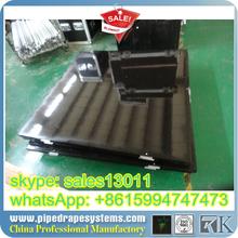 RK dance studio floor plywood meterial PVC polished surface