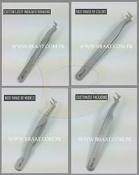 volume eyelash extension tweezers / 6D 4D 3D volume eyelash tweezers / wholesale volume lash extension tweezers