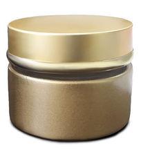 Luxury Gold Bakhoor Jar Glass type