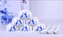 2015 Wholesale ceramic bowl, cheap bone china soup bowl , Classic China bowl and spoon gift sets