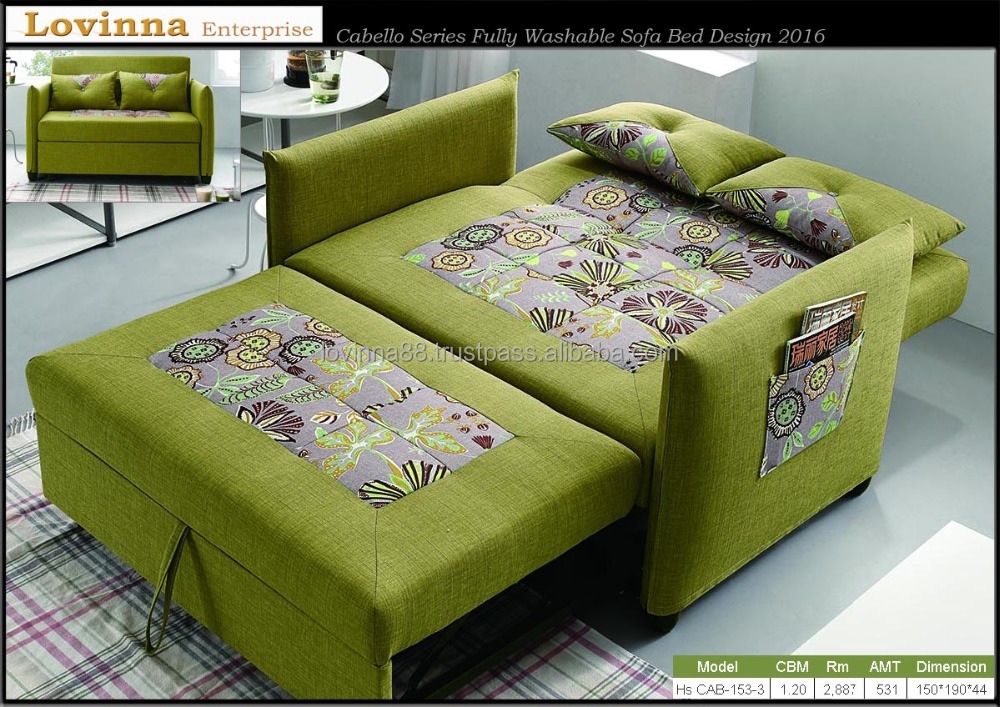 Sofa bed fully washable sofa bed fabric sofa bed malaysia for Sofa bed malaysia