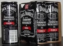 JACK DANIELS & COLA 330ml CANS