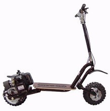 Go-Ped Trail Ripper GTR 46R Gas Off Road Scooter