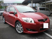 Toyota Auris 180G S package ZRE152H 2009 Used Car