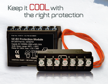 Protection Modules SE-B1 for scroll and reciprocating compressors