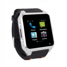 ZGPAX S82 Android 3G Watch Phone (Camera + GPS) (WP-S82)