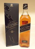 BLACK LABEL BLENDED SCOTCH WHISKY from Scotland