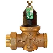 "Zurn Wilkins 112-NR3XL Water Pressure Reducing Valve with Integral Straine, 1-1/2"", Lead-Free"