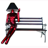 Lady Lamp Collection of Different, Life Size, Lady Floor Lamps
