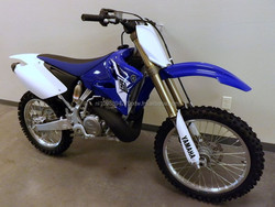 YZ250 MX Motocross Dirtbike 2-Stroke 5-SPD YZ 250
