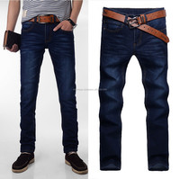 Factory price high quality wholesale mens jeans big size 35-48