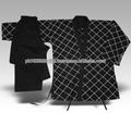 Hapkido uniformes ri-6000, taekwondo uniforme de hapkido, hapkido dobok