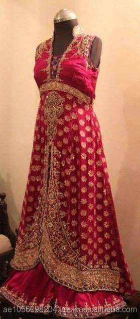 cheap pakistani indian bridal dress buy pakistani ForCheap Pakistani Wedding Dresses