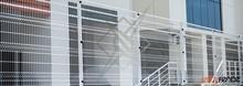 Single Rod Razors Fence Panels