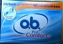 O.B Pro Comfort TAMPONS