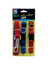 Leash and Collars Set