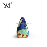 2011 beauty fancy green cosmetic bag polka dot
