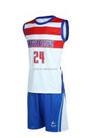 Healong All Over Sublimation custom design basketball jersey basketball jerseys online
