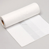 HDPE plastic bag on roll