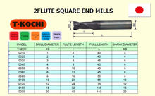 Rough end mill cutter carbide good quality and affordable price range