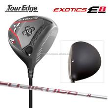[golf driver club]TOUR EDGE Golf EXOTICS E8 Driver 57 Carbon shaft