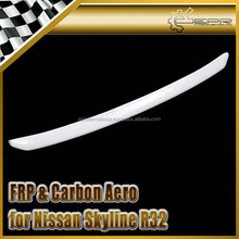 For Nissan Skyline R32 GTS GTR Nismo Bonnet Hood Lip FRP