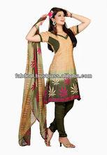 Los últimos diseños para salwar kameez | trajes de las damas de diseño de encaje