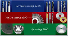 Okazaki end mill carbide cutting tool for all solid materials