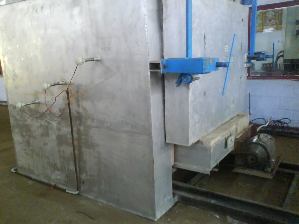Intertherm Electric Furnace,Stationary hearth furnace, Bell annealing furnace