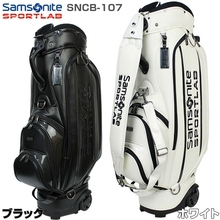 Samsonite wheelie bag caddie bag SNCB-107 golf equipment samsonite bag