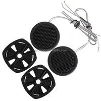High Pitch 2x500W Portable Mini Car Auto Audio Dome Speaker Super Power Loud Tweeter HF Components