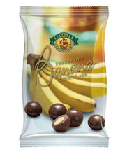 50g Flexi Mini pack Freeze Dried Banana in Milk Chocolate